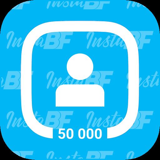 Buy 50000 Instagram Followers - InstaBF