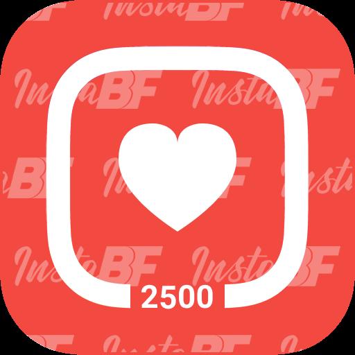 2500 Instagram Likes