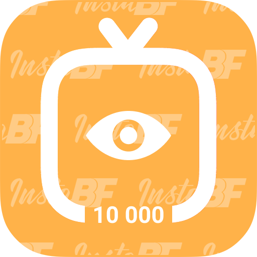 10000 Instagram TV Views