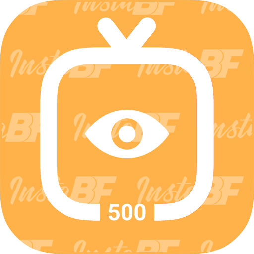 500 IGTV Views