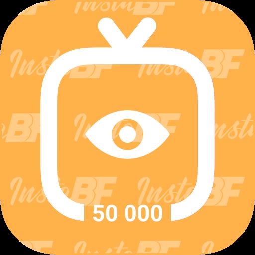 50000 IGTV Views