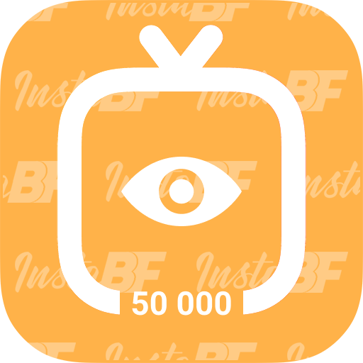 50000 Instagram TV Views