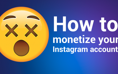 Make Money with your popular Instagram account