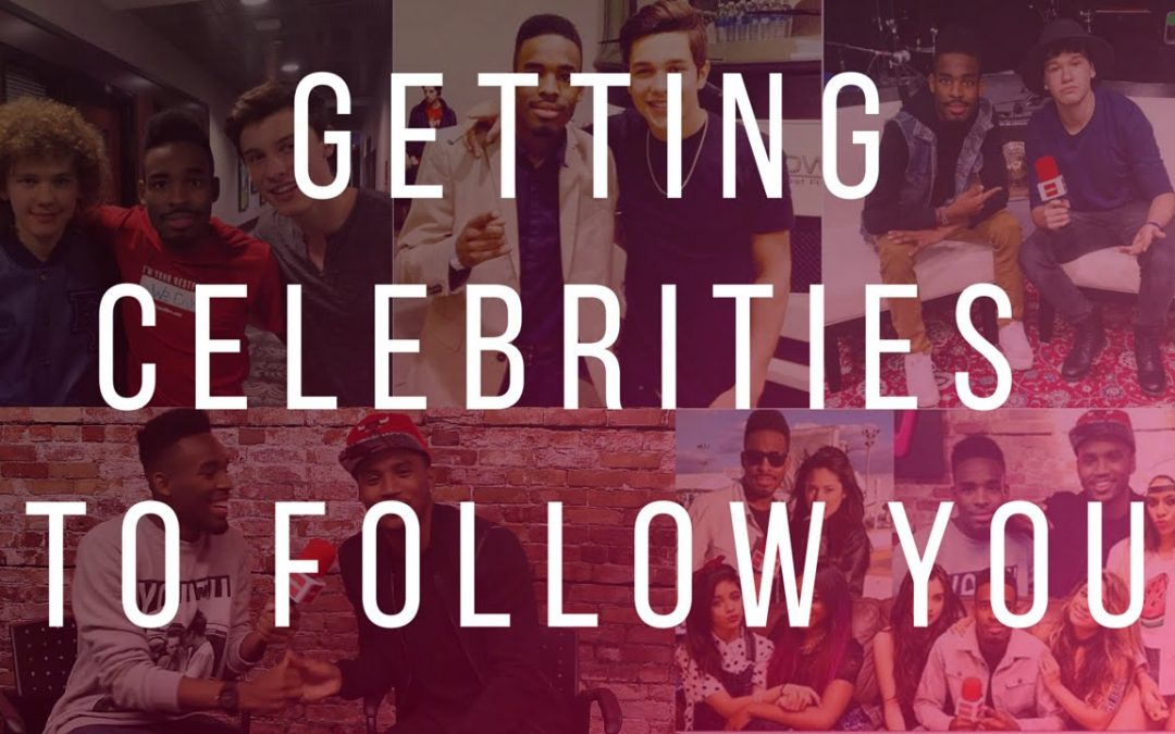 Get Noticed by Your Favorite Instagram Celebrity