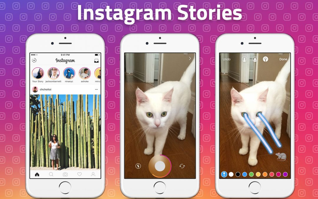 A Short Guide to Instagram Stories