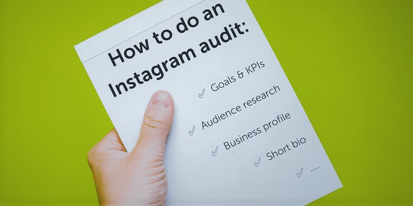 Running an Instagram Audit