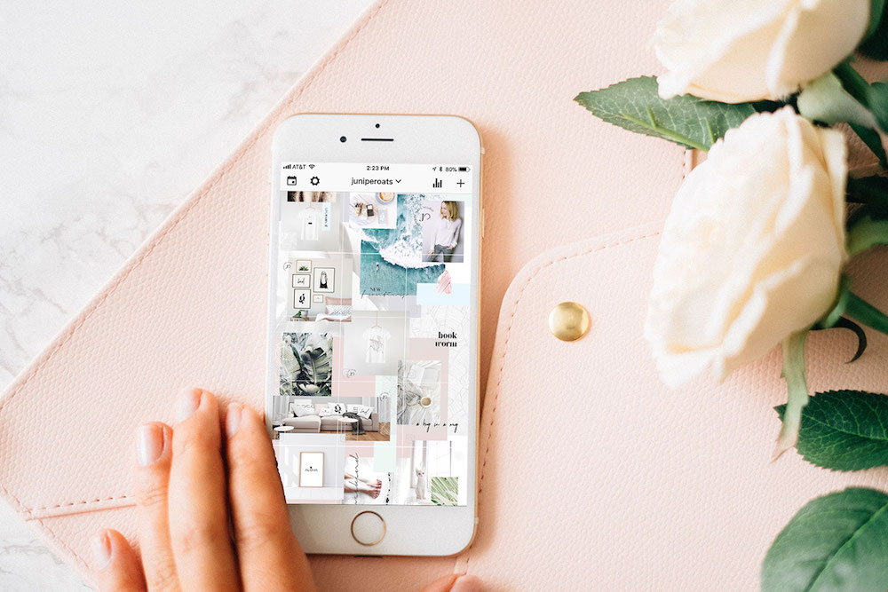 Types of Instagram Grid Layouts