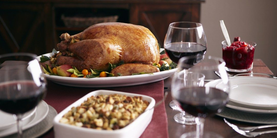 Capturing Your Thanksgiving Meal as a Pro