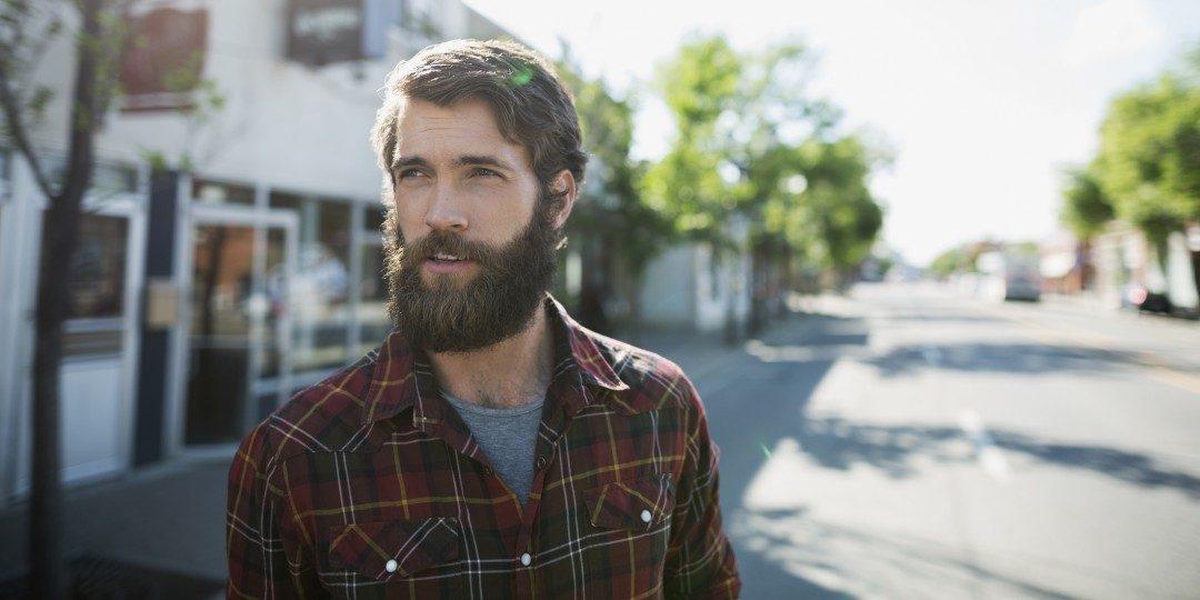 Why Beards Rock on Instagram