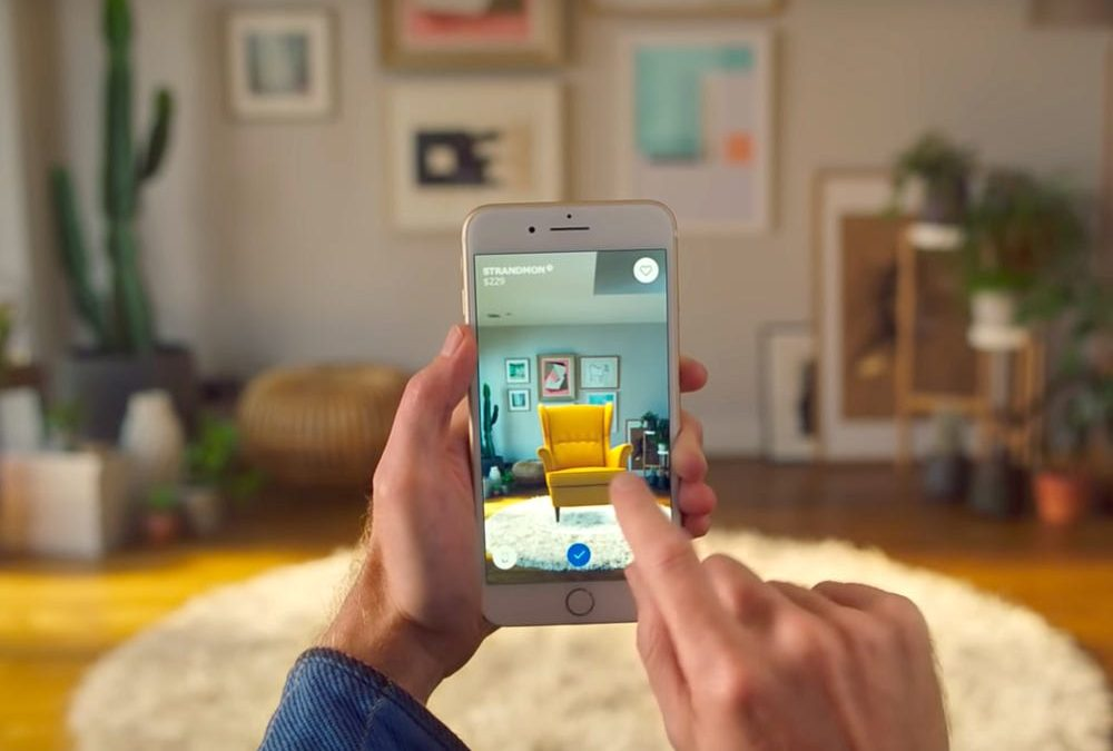 Shopping on Instagram with AR