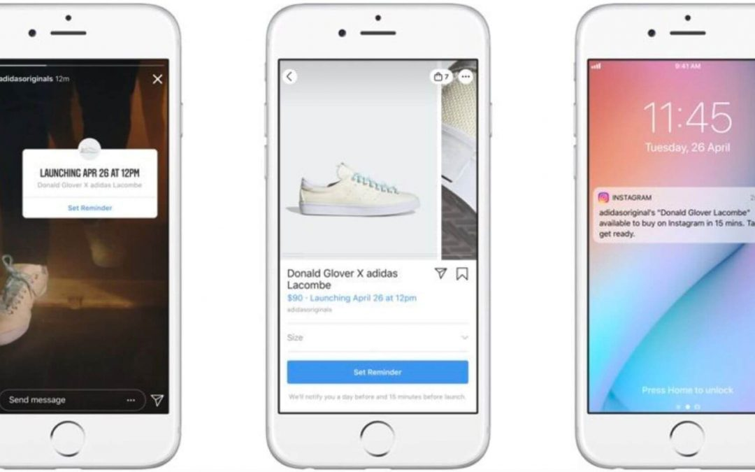 Instagram's New Product Launch Feature Is in the Beta Testing